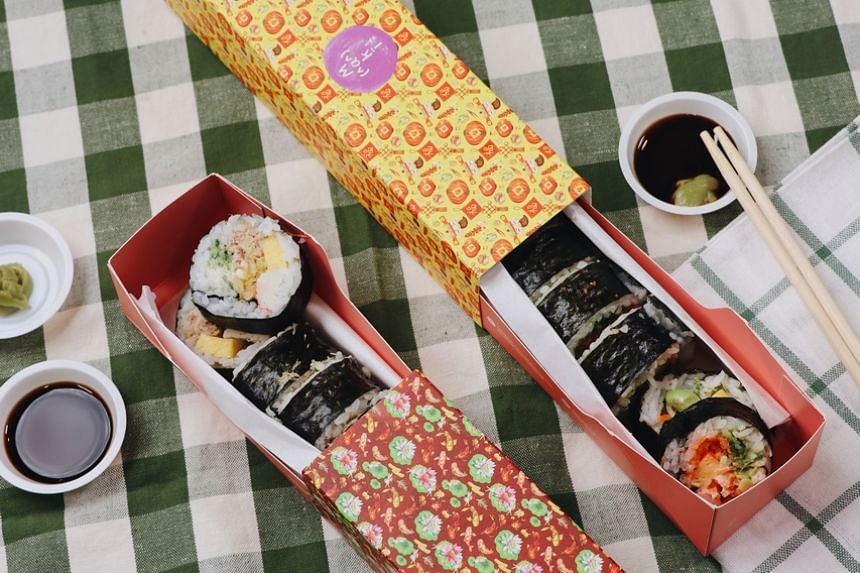 Score a value-for-money, fuss-free meal with sushi and salad chain Maki-San.
