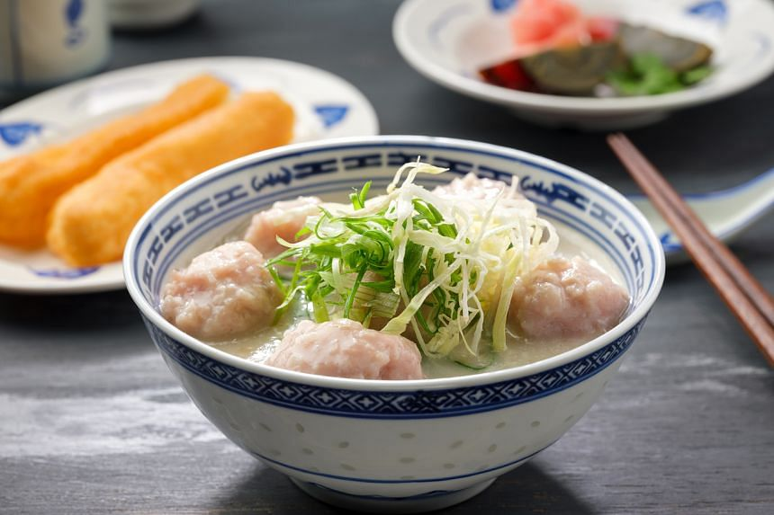 Snuggle up with comfort food from Cantonese porridge restaurant Mui Kee.