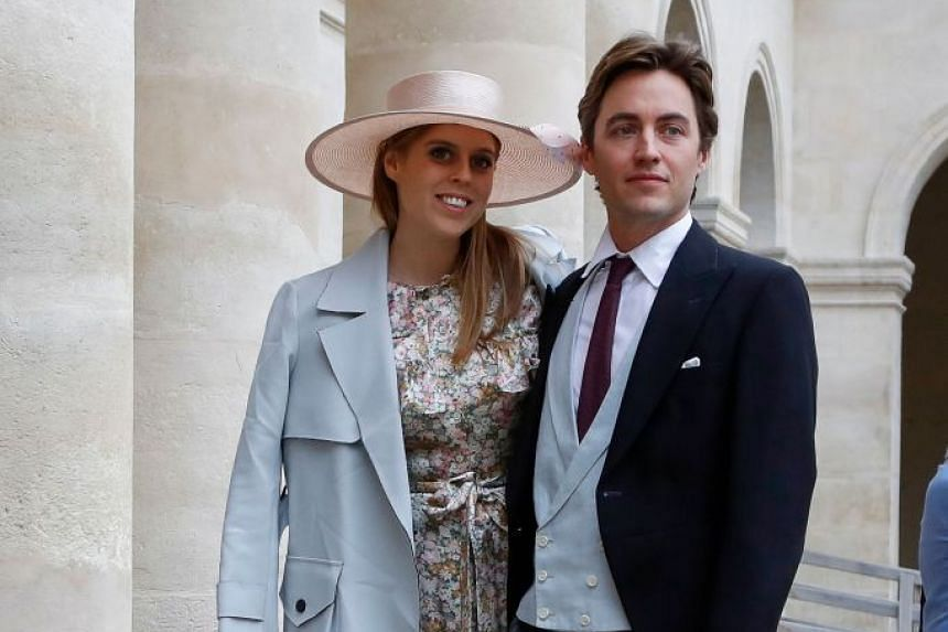 Palace releases official statement announcing Princess Beatrice's wedding date and venue