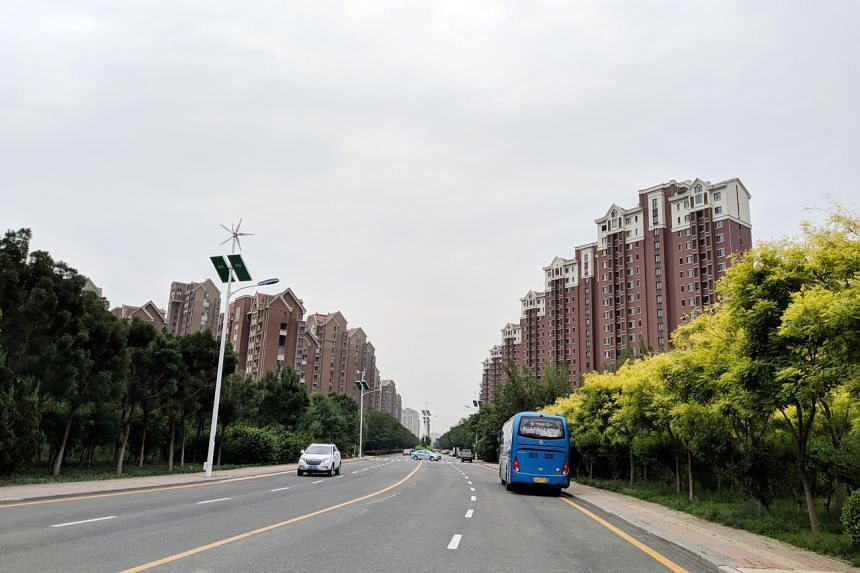 While foreigners can invest in property in China, the percentage of leverage is usually capped at a maximum of 50 per cent.