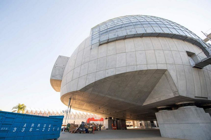 The Academy Museum's initial fundraising goal of US$388 million has been 95 per cent reached.