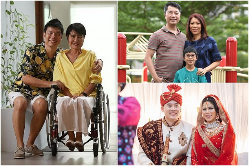 ST spoke to three couples who conveyed love's transcendent spirit.