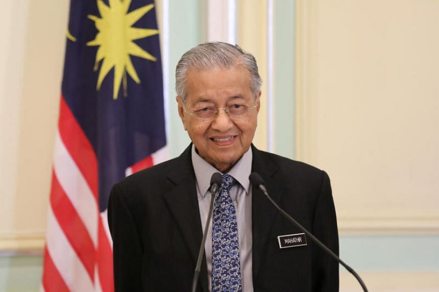 Malaysian PM Mahathir Mohamad said that the decision-making power on the premiership was in the hands of MPs, in an interview on Feb 8, 2020.