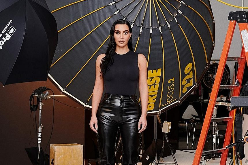 Kim Kardashian West started her own shapewear line, Skims, because she couldn't find any store-bought products that fit her body shape. When Kim Kardashian West's line of shapewear was released last year, she named it Kimono, which led to accusations