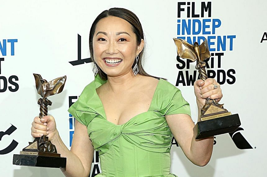 The Farewell may have missed out on Oscars nominations, but it won Best Picture at the Film Independent Spirit Awards.