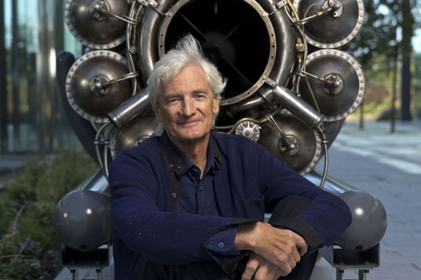 Billionaire businessman James Dyson and his wife had sued Associated Newspapers over three versions of an article, claiming all were defamatory.