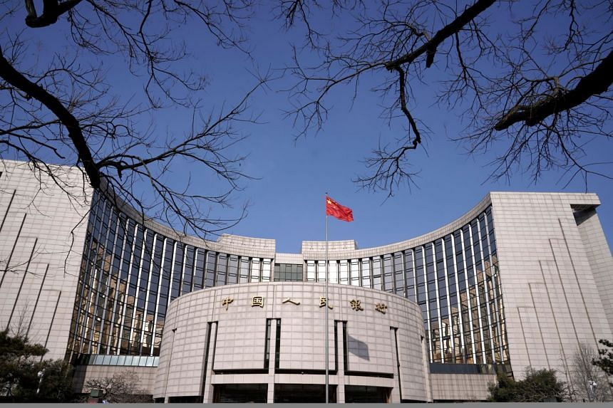 "The People's Bank of China has called on financial institutions to avoid ""blindly"" cutting off loans from industries, as well as small and micro enterprises."