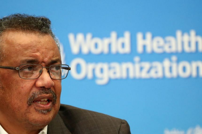 """World Health Organisation (WHO) Director-General Tedros Adhanom Ghebreyesus says in an """"evolving public health emergency"""", he calls on all countries to step up efforts to prepare for the coronavirus's possible arrival."""