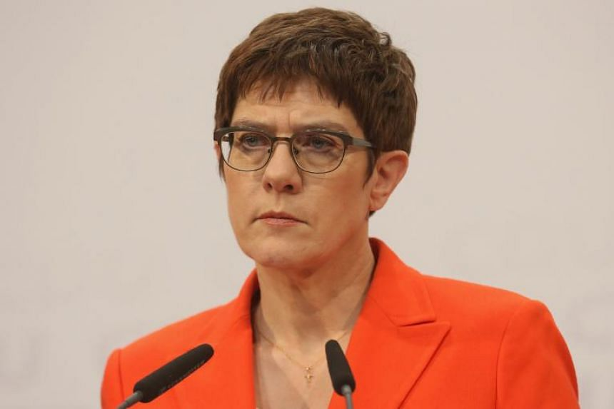 Germany's Christian Democratic Union leader Annegret Kramp-Karrenbauer has struggled to stamp her authority on the party.