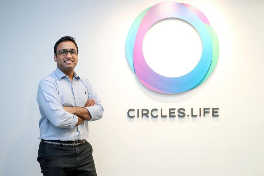 """Circles.Life co-founder Abhishek Gupta said the start-up also plans to launch more """"non-telco-related"""" digital services to engage customers."""