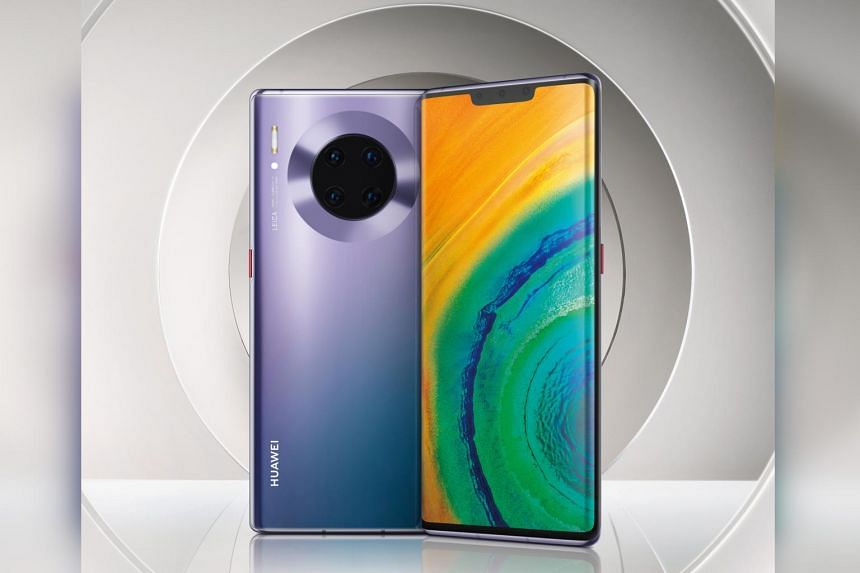 Huawei's Mate 30 series smartphones are still running the Android mobile operating system (OS) .