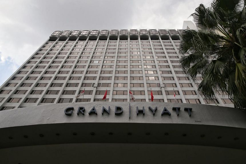 The British man caught the virus while attending a conference in Singapore, held in the Grand Hyatt hotel. The hotel has since conducted a thorough sanitisation of potentially impacted rooms.