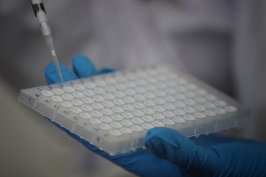 Researchers are also working to develop antibody tests that can tell whether someone has been exposed to the virus.
