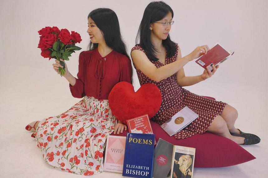Life journalists Olivia Ho (left) and Toh Wen Li.