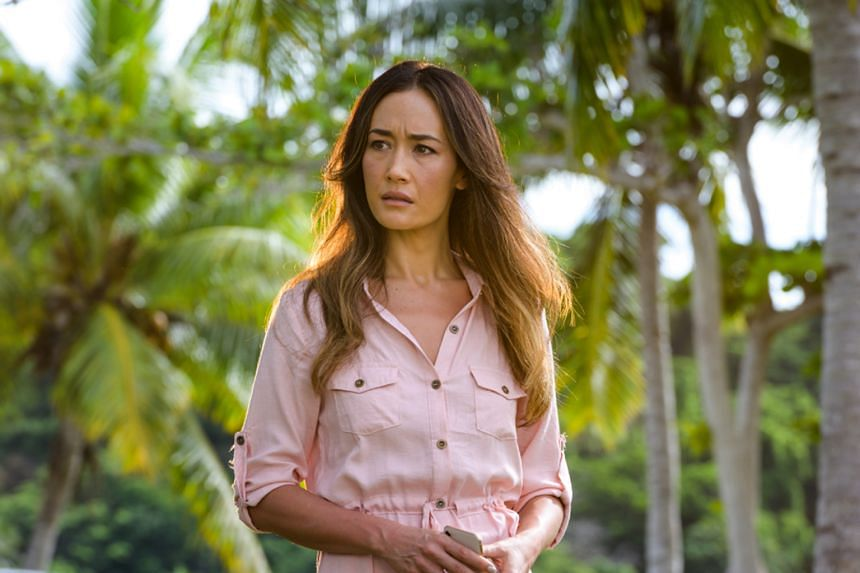 Maggie Q in Fantasy Island. The film is a remake of the drama series of the same name.