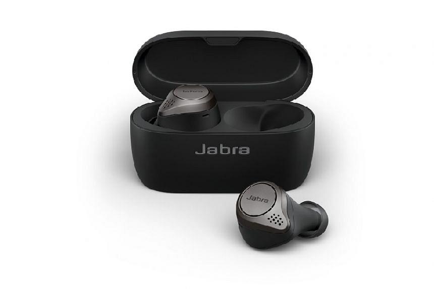 Jabra's new Elite 75t headphones are among the sleekest In the market.
