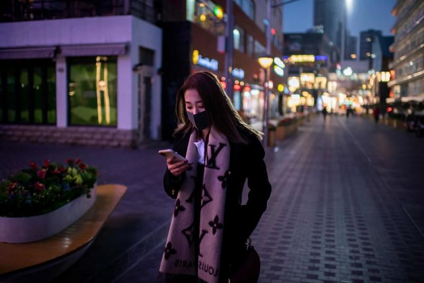 In China, online buzz about the coronavirus outbreak flourished, with netizens largely unfettered in criticising local authorities - but not central government leaders - over their handling of the crisis.