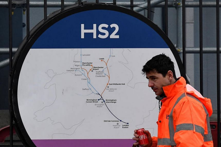 Britain's high-speed rail project set to be back on track