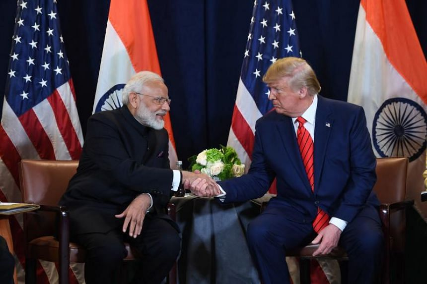 Indian Prime Minister Narendra Modi's government is trying to pull out all the stops for US President Donald Trump's trip this month.