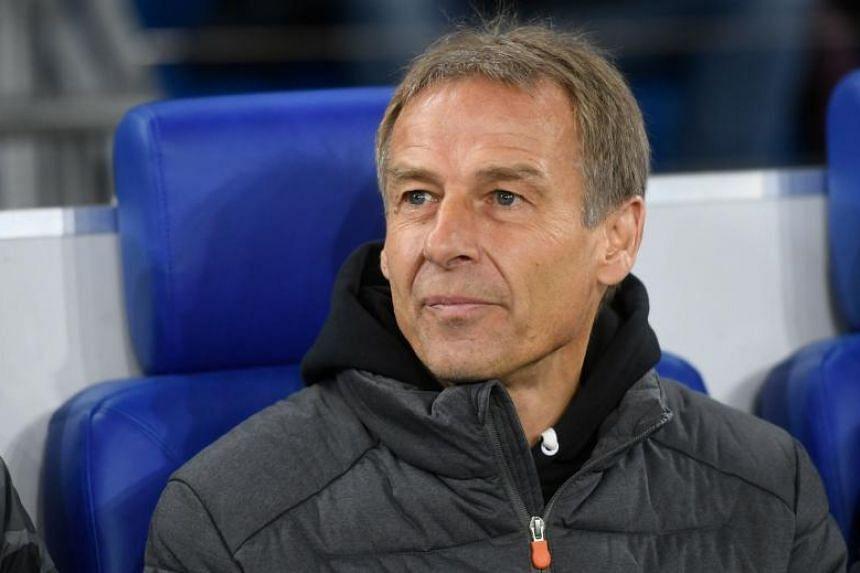 Jurgen Klinsmann resigns as Hertha Berlin boss after 10 weeks