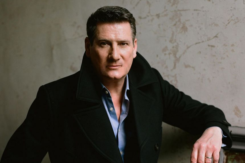 Tony Hadley's solo show was due to take place at The Theatre at Mediacorp on Feb 16, 2020.