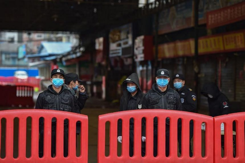 Wuhan has been under effective quarantine since Jan 23 when the government suspended transport links out of the city in a bid to contain the virus.