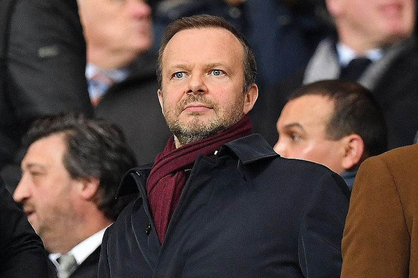 Ed Woodward, as chief of operations for Manchester United owners, the Glazers family, has borne the brunt of their fans' discontent.