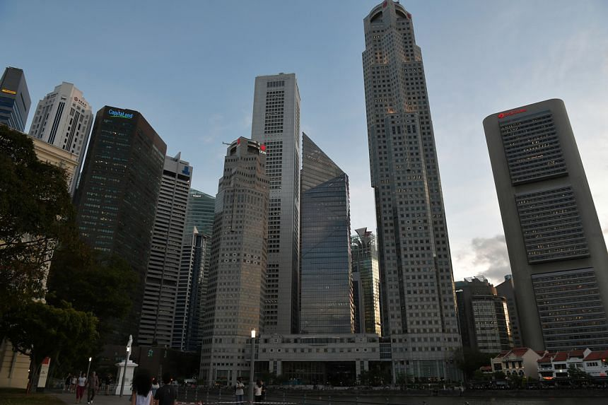 Major banks in Singapore have restricted travel to mainland China and are allowing staff to work from home while moving others to different office locations.