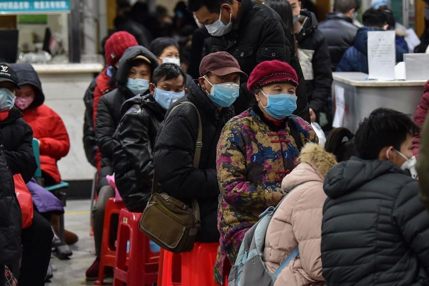 Total cases of the new coronavirus in China have now hit 44,653, according to Chinese health officials, including 2,015 new confirmed cases on Feb 11.