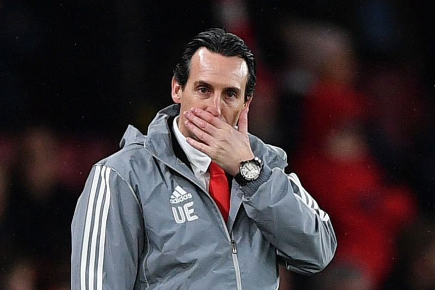 Former Arsenal manager Unai Emery had 18 months at the Emirates Stadium after a two-year stint with Paris Saint-Germain.