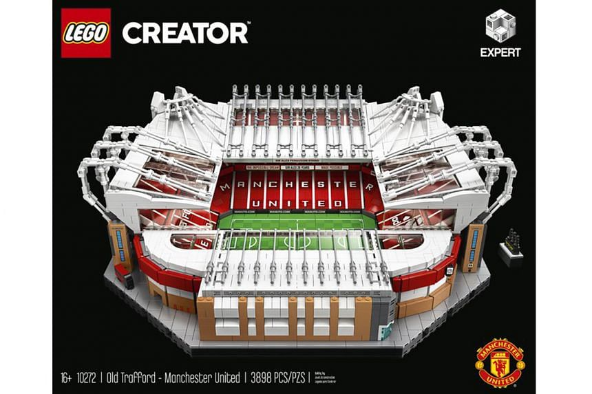 Lego Manchester United Set