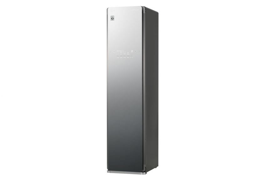 LG Styler with Mirror Finish