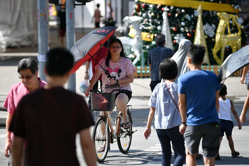 In its Land Transport Master Plan 2040, the Land Transport Authority envisages more walking, cycling and the use of personal mobility devices over the next two decades.