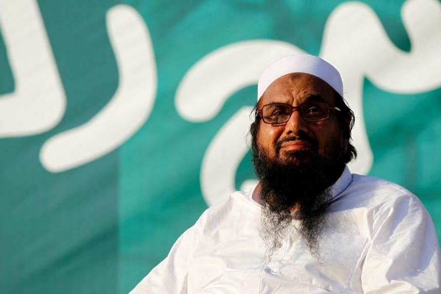 Hafiz Saeed is wanted in India for allegedly planning a shocking 2008 attack in Mumbai.