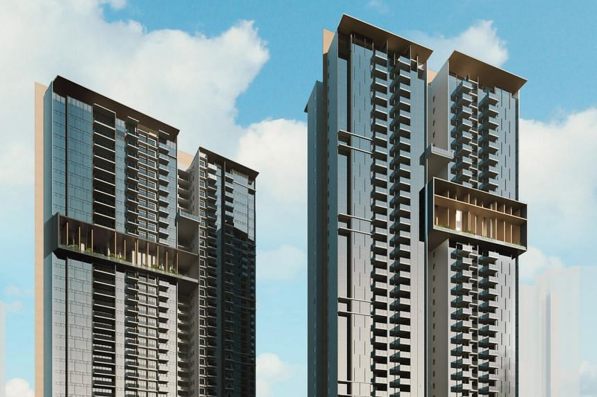 Whistler Grand is a 716-unit project in West Coast Vale.