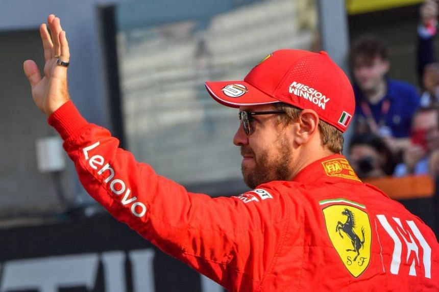 Beaten on points, wins, poles and podiums by team mate Charles Leclerc, Sebastian Vettel (above) will start the new season in Australia with the pairing on equal terms.