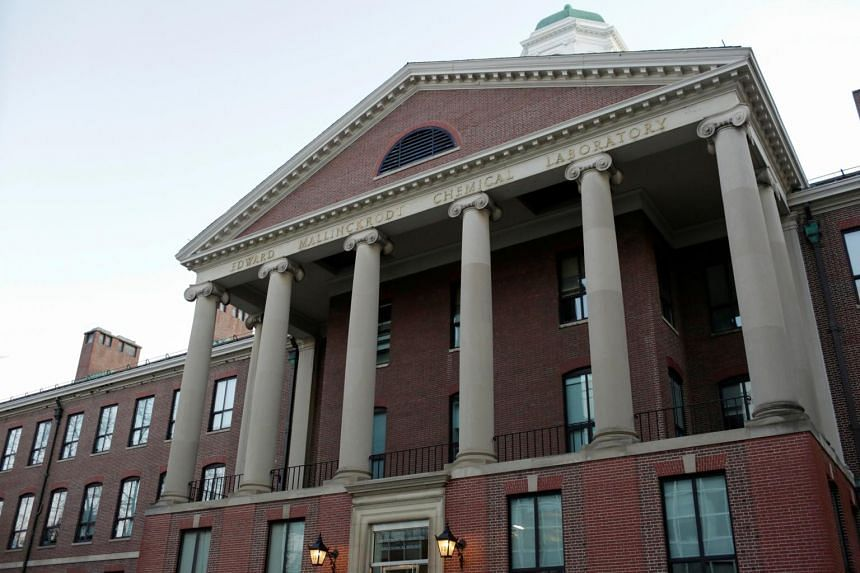The exterior of The Department of Chemistry and Chemical Biology at Harvard University.