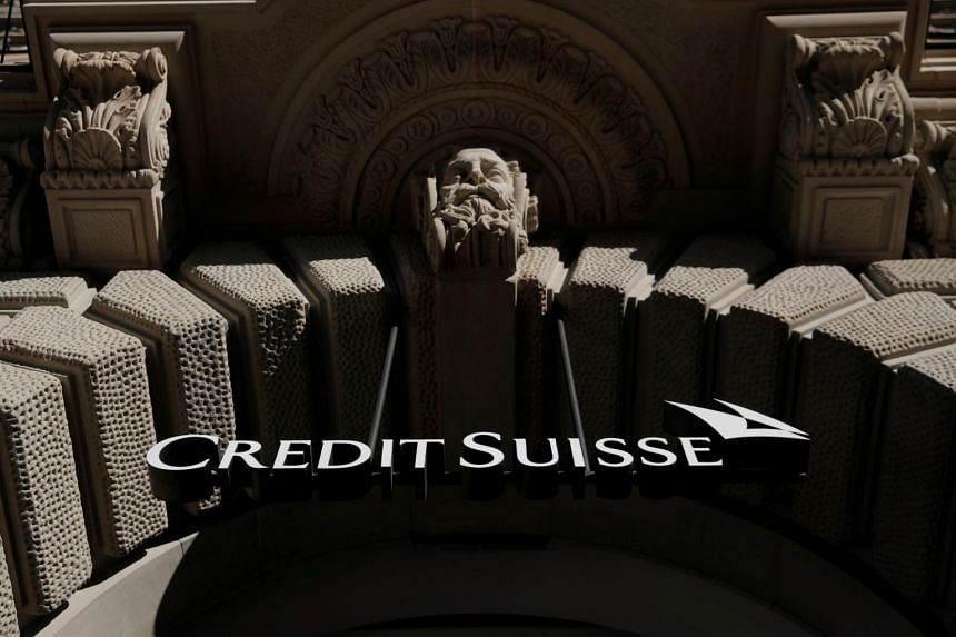Credit Suisse's headquarters at the Paradeplatz square in Zurich, Switzerland. Mr Tidjane Thiam quit as chief executive after a spying scandal at the bank sparked a boardroom revolt and will leave formally on Friday.