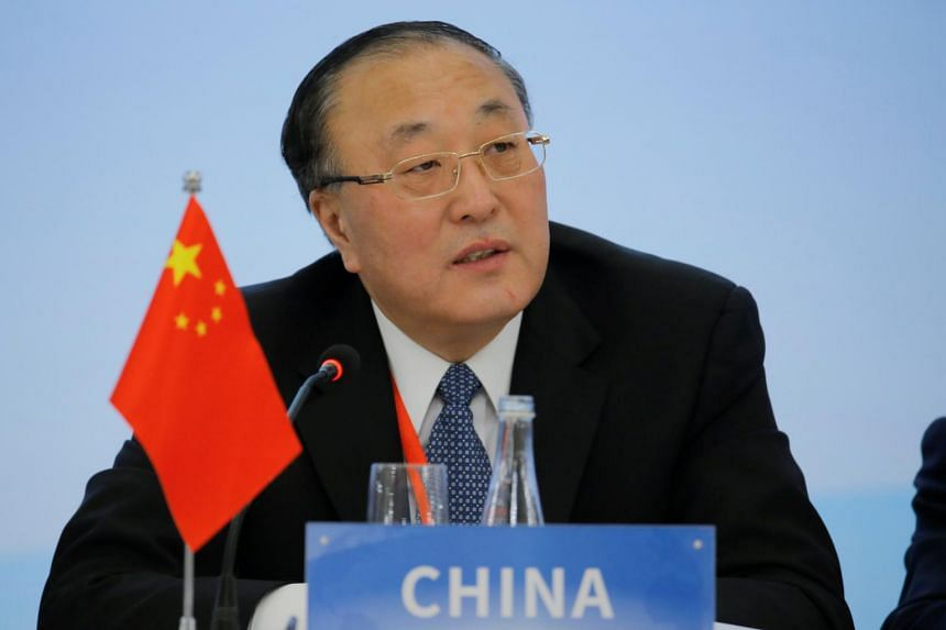 Beijing's United Nations Ambassador Zhang Jun said China has adopted rigorous prevention and control measures to effectively curb the spread of the epidemic.