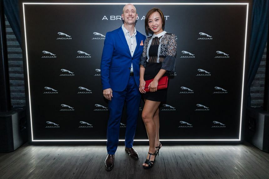 Diana Ong, director of local beauty public relations firm The PR People, met her business development director Rand Rogers on Tinder.