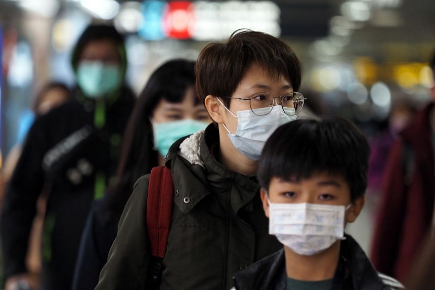 The move, announced by the Centres for Disease Control on Feb 12, 2020, reversed a decision made just a day before by Taiwan's Cabinet-level Mainland Affairs Council to allow such children to enter the island.