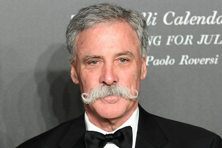 CHASE CAREY, Formula One Group chief executive officer and executive chairman, on a one-off race replacing the Chinese GP.