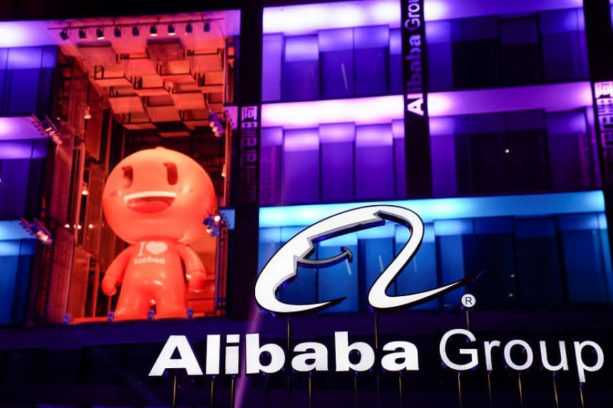 Alibaba Group Holding warned of a drop in e-commerce revenues as the coronavirus sweeping China hits supply chains and deliveries.