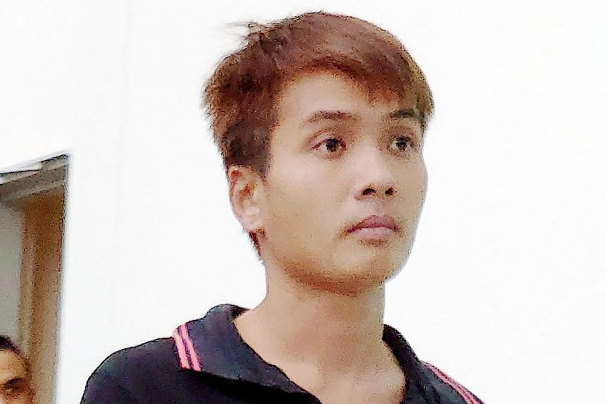 Andy Cheong Chin Chye was sentenced to 11 months' and 6 weeks' jail and banned for driving for 9 years.