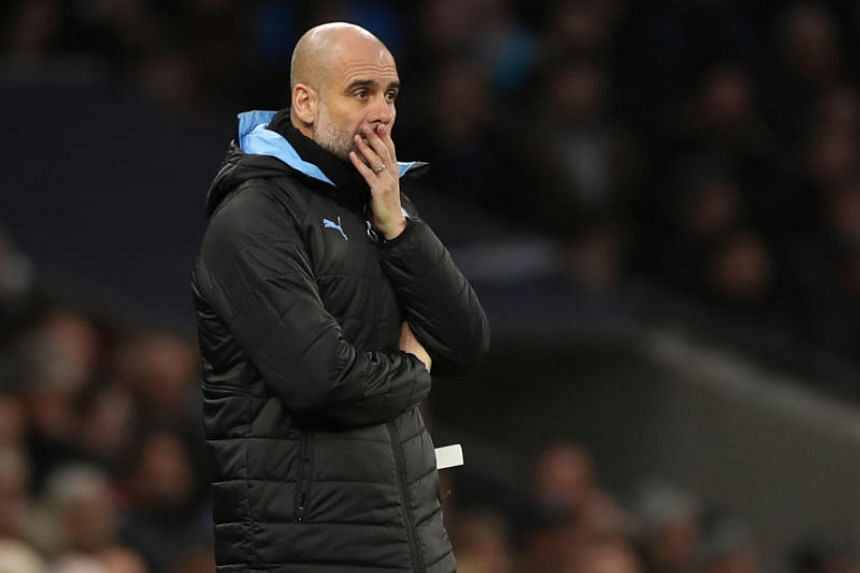 Manchester City manager Pep Guardiola said he could be sacked if the English Premier League side fail to beat Real Madrid in the last 16 of the Champions League.
