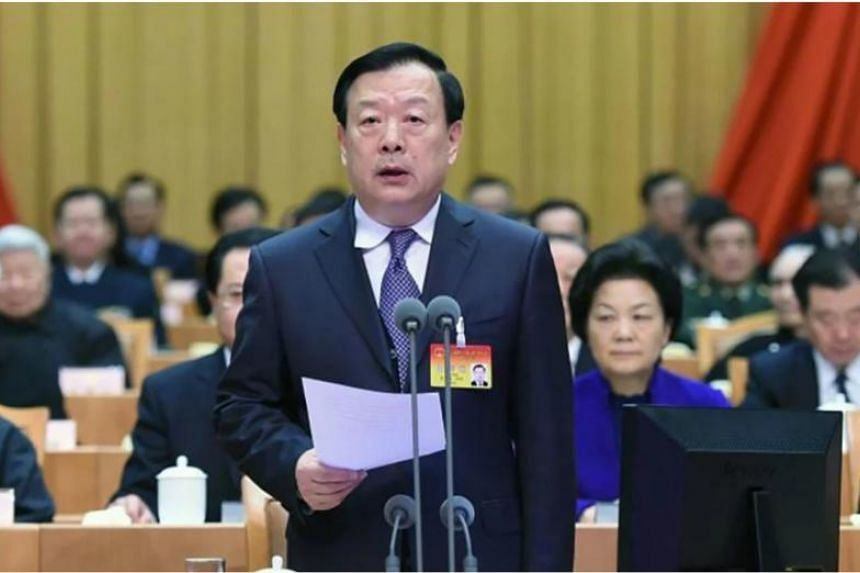 Newly-appointed director of China's Hong Kong and Macau Affairs Office Xia Baolong is a prodigy of Chinese President Xi Jinping.