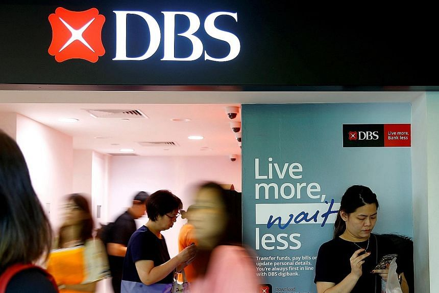 DBS Bank's net profit for the fourth quarter was just above the average estimate of $1.48 billion from five analysts, according to Refinitiv data. It is one of the first major Asian banks to flag risks to earnings from the virus.