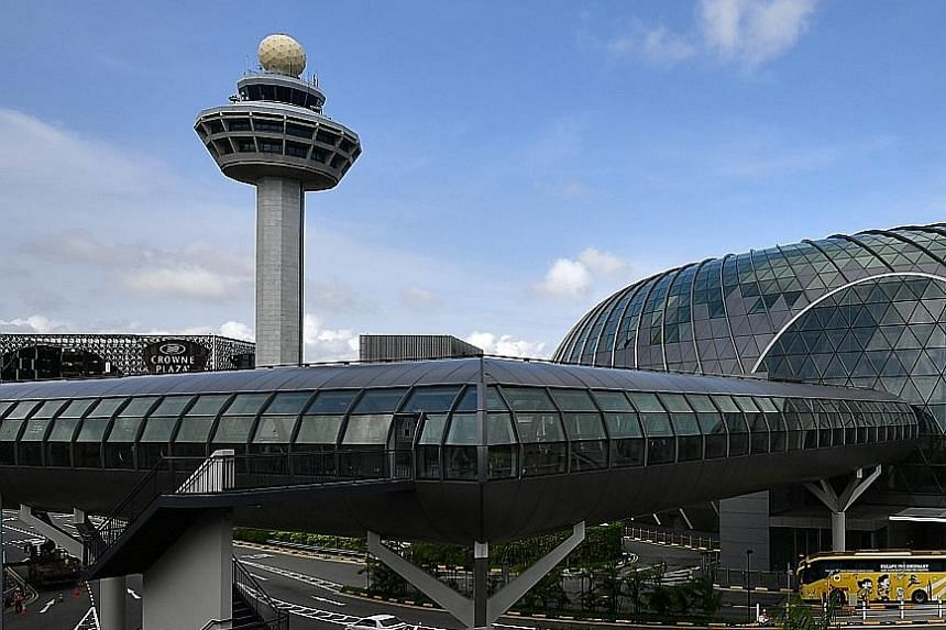 Changi Airport's famous control tower could be the last of its kind as digital control towers, such as the one being trialled at the airport now, take hold in future.