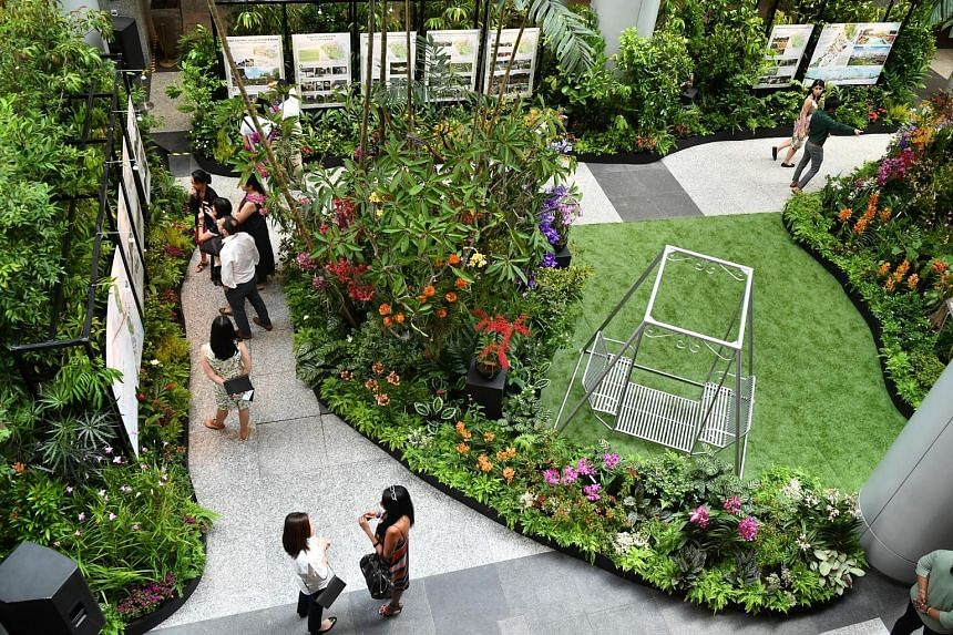 The proposals come after a public exhibition and consultation exercise last year. Over 1,500 people gave feedback, with many calling for more green spaces and family-friendly facilities in Orchard Road. The new plans call for the 1.3ha Istana Park to