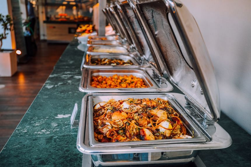 Following reports that people had shared a meal at a buffet during a business meeting at Grand Hyatt Singapore, some readers have asked if attending a buffet might increase their chances of becoming infected with the coronavirus.
